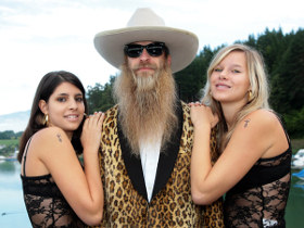 ZZ Top Coverband B. & Girls